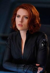 Viúva Negra, ou Natasha Romanoff