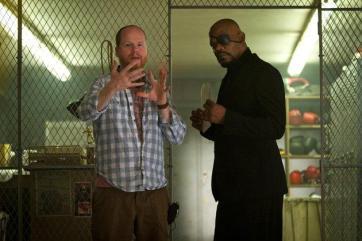 Os-Vingadores-Joss-Whedon-e-Samuel-L-Jackson