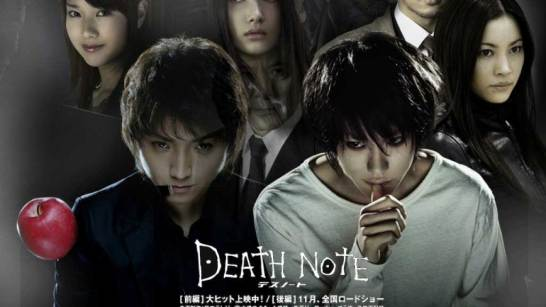 Death Note/Capa