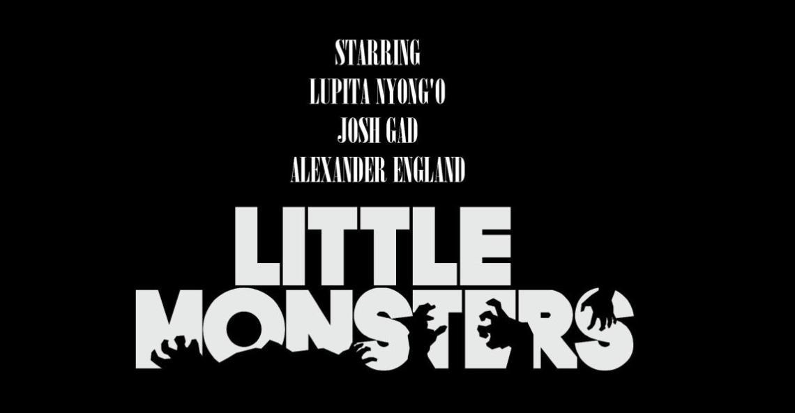 Little Monsters - filme com Lupita Nyong'o. Festival de Sundance 2019