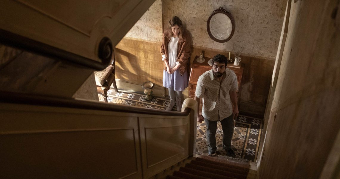 Amulet - filme exibido no Festival de Sundance 2020