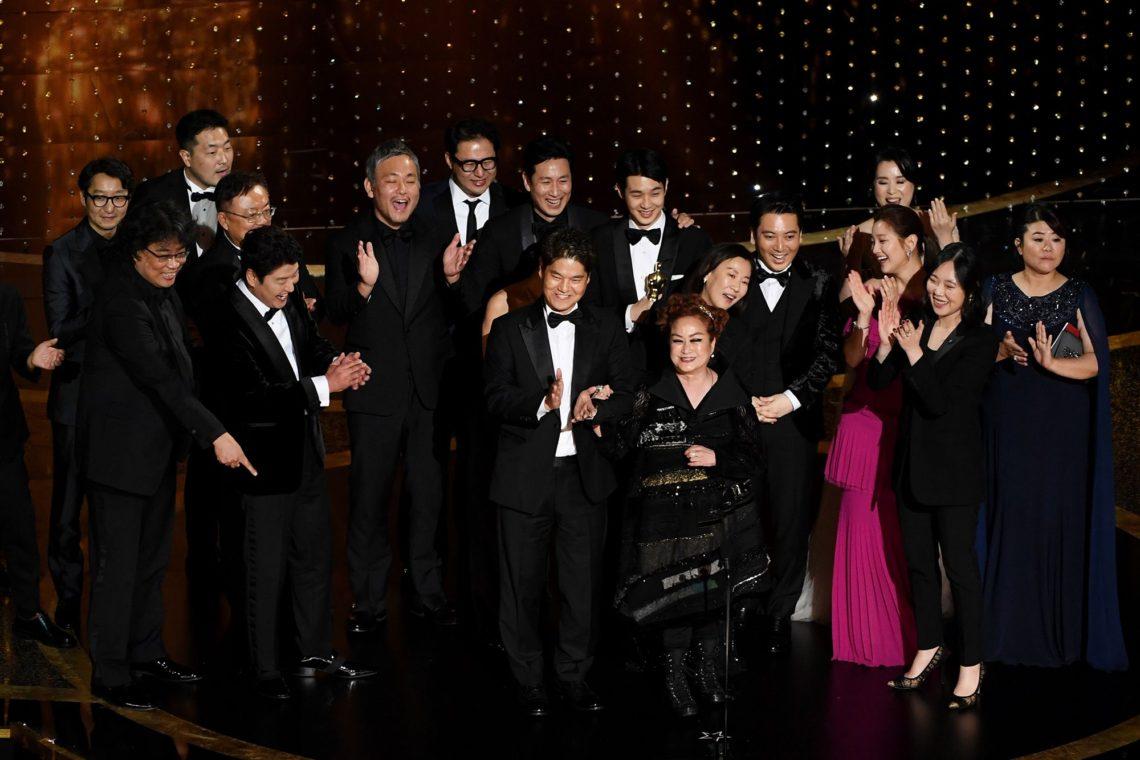Cinema Sul-coreano fazendo história