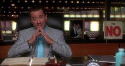 Robert de Niro em cena de Cassino - filme