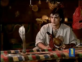 CinemaChaat_Tum Mere Ho_Naga Raj listens
