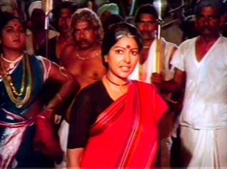CinemaChaat_Adavi-Donga_Vasundhara and local tribe