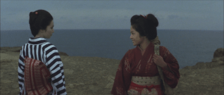 Lady Snowblood-Yuki and Kobue