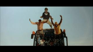 Bujjigaadu-stunts