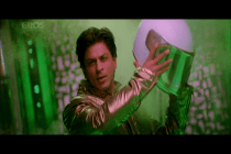 Billu-A starry entrance