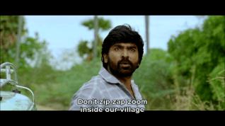 Don't zip zap zoom inside our village!