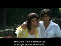 Baazigar-Seema and Ajay