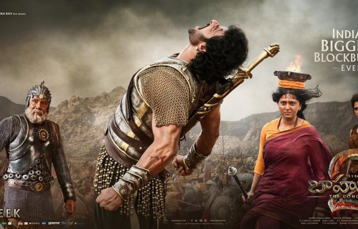 Baahubali 2 is all Cleared for China Release