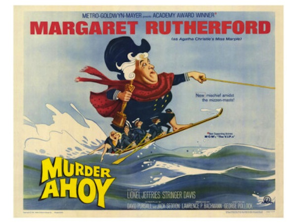 Murder ahoy / Passage à tabac (1964)