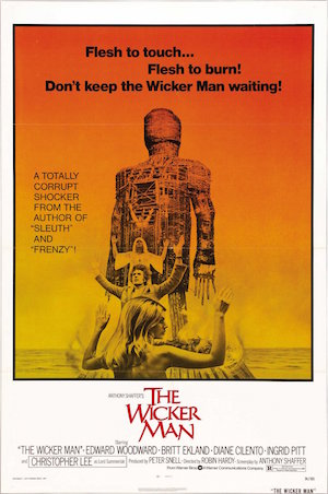 TheWickerMan1973affiche