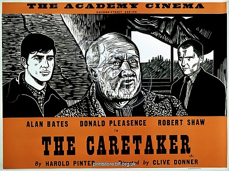 The caretaker / Le gardien (1963)