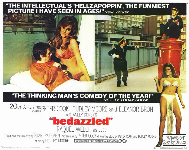 Bedazzled / Fantasmes (1967)