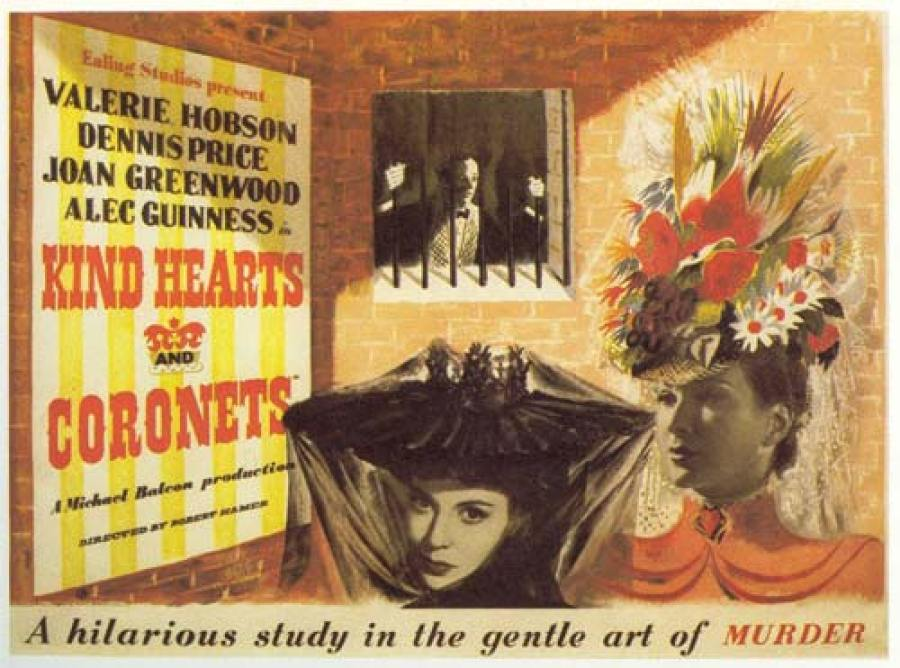 Kind hearts and coronets (Noblesse oblige)