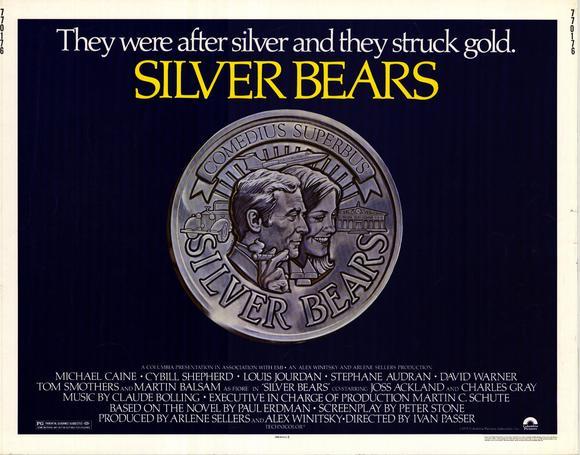 Silver bears / Banco à Las Vegas (1978)