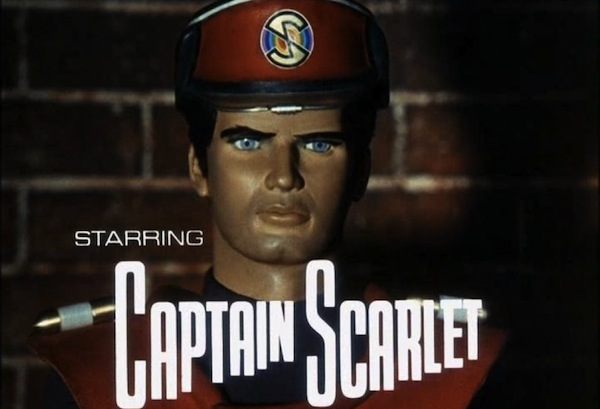 Captain Scarlet and the Mysterons (1967/1968)