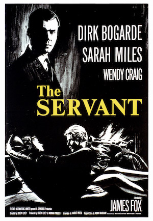 TheServant1963-affiche
