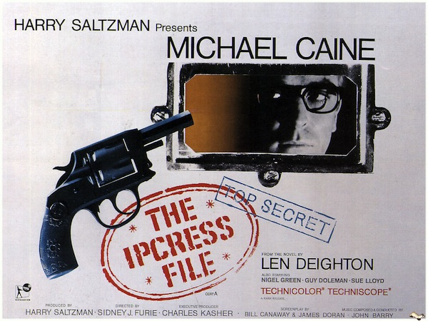 The Ipcress file / Ipcress danger immédiat (1965)