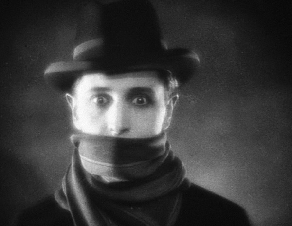 The lodger / Les cheveux d'or (1927)