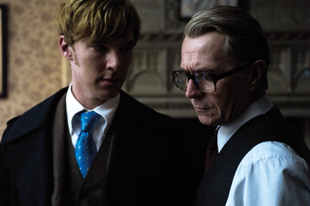 Tinker Tailor Soldier Spy / La Taupe (2011)