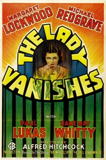 Une femme disparaît / the lady vanishes (hitchcock) 1938