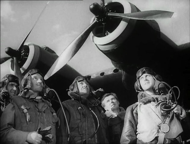 One of our aircraft is missing / Un de nos avions n'est pas rentré (1942)