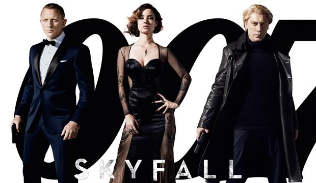 Skyfall gagnant des BAFTAs