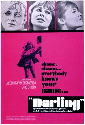 Affiche Darling Céhrie (1965)