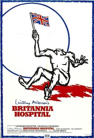 Britannia Hospital-affiche