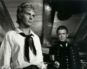 Billy Budd (1962) avec Terence Stamp et Robert Ryan