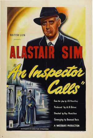 An Inspector Calls (affiche)