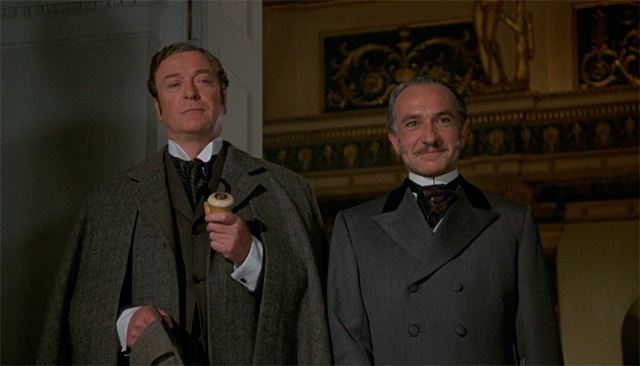 Without a Clue / Elémentaire mon cher… Lock Holmes (1988)