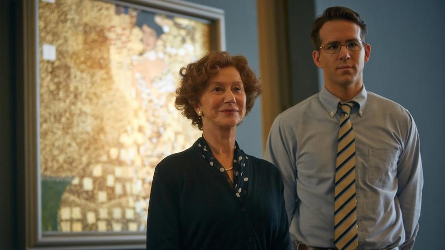 Woman in Gold / La femme au tableau (2015)