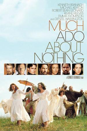 MuchAdoAboutNothing1993-affiche