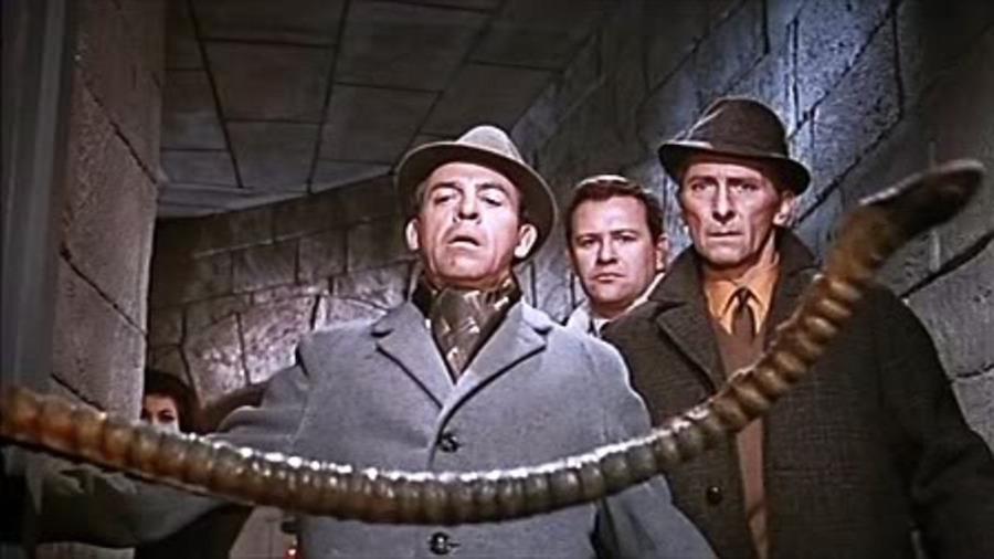 Island of Terror / L'île de la terreur (1966)