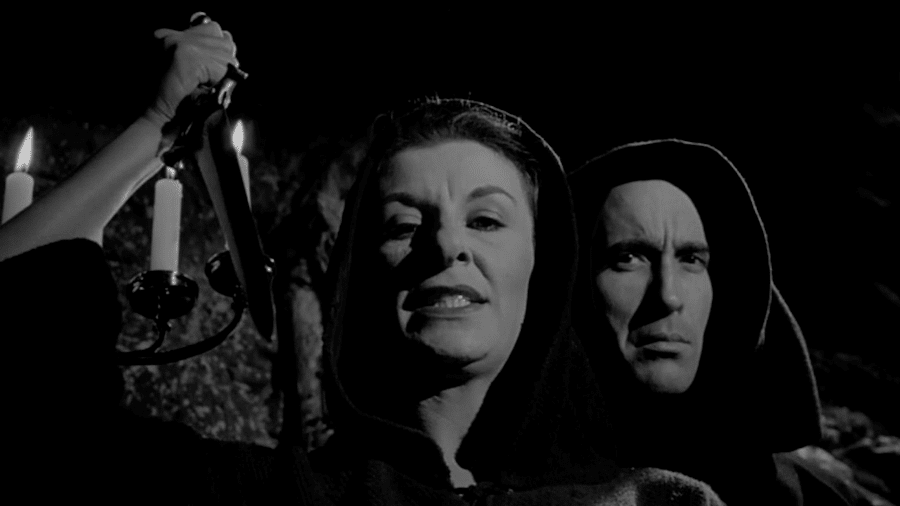 The City of the Dead / La cité des morts (1960)