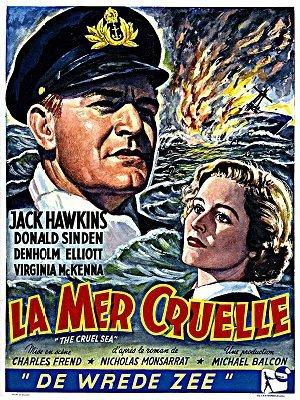 La mer cruelle (1953)