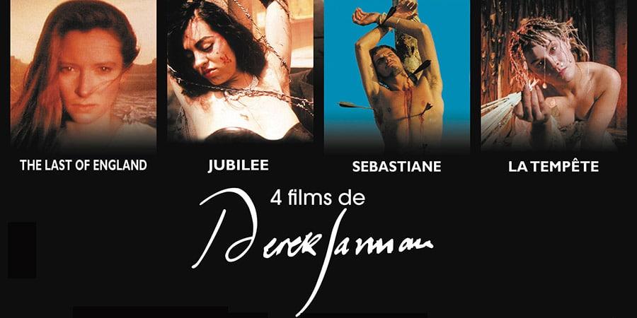 Les films de Derek Jarman