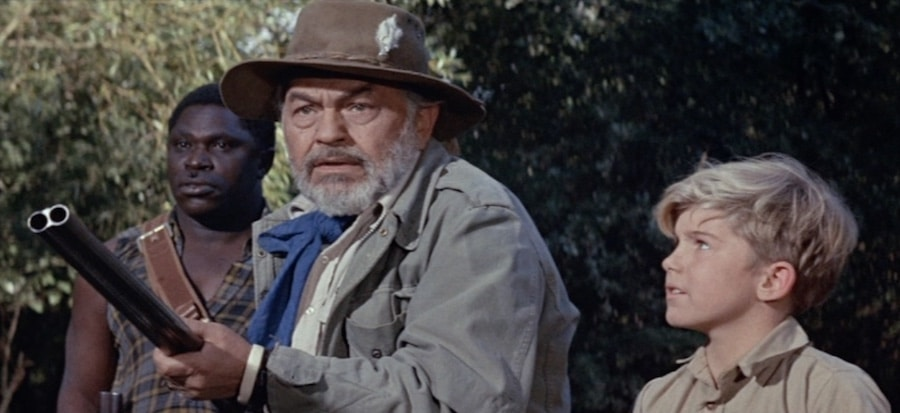 Sammy Going South (1963)