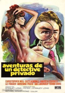 Adventures of a Private Eye (1977) affiche