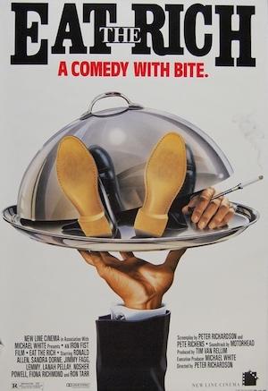 Eat the Rich (1987) affiche