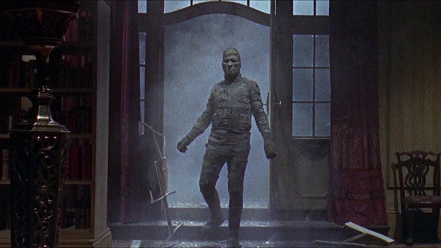 The Curse of the Mummy's Tomb / Les maléfices de la momie (1964)