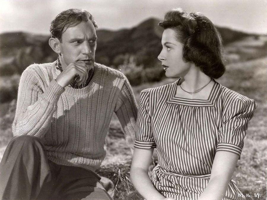 I See a Dark Stranger / L'étrange aventurière (1946)