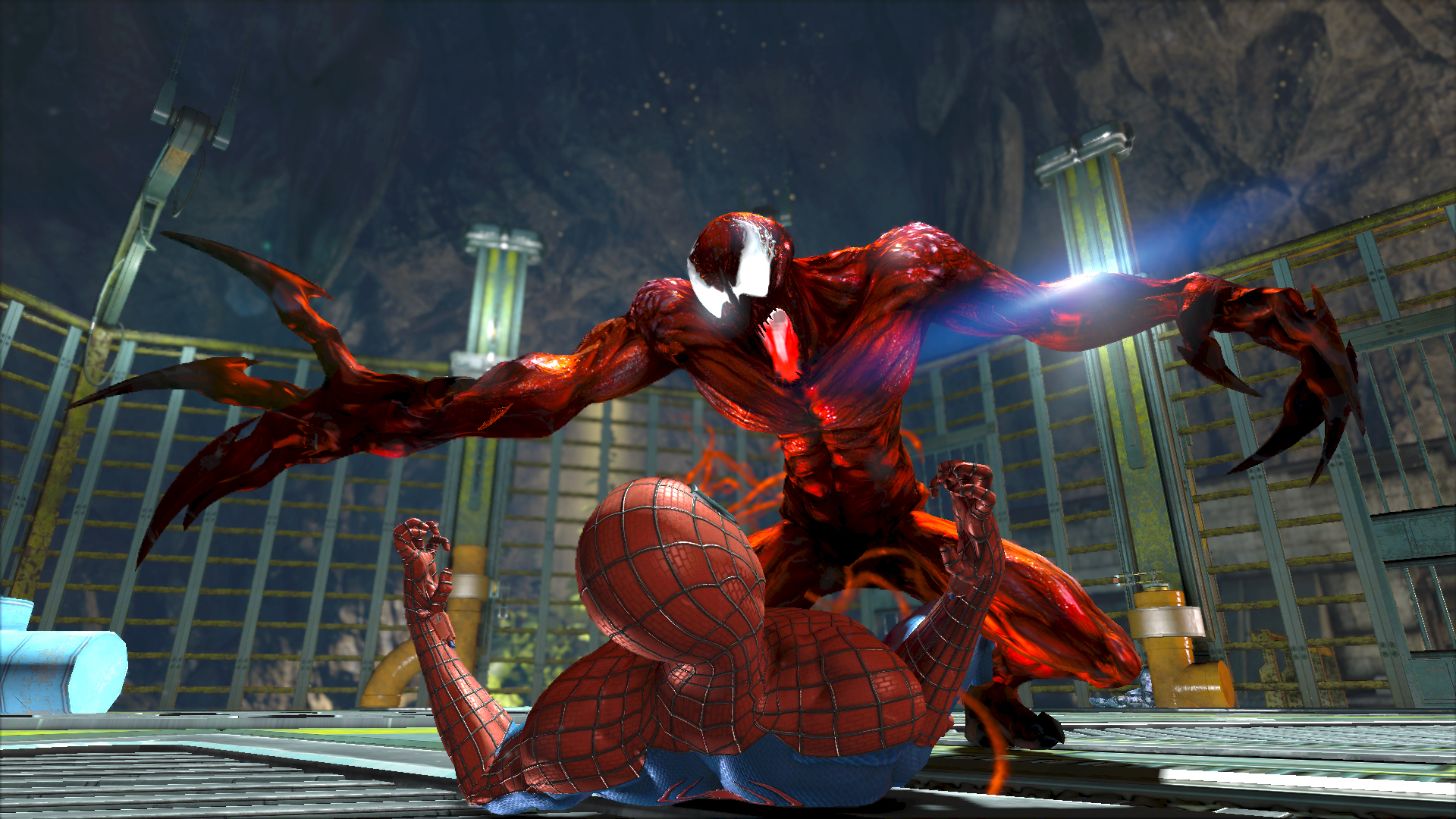 Game Review: The Amazing Spider-Man 2 (PS3) | Cinema Deviant