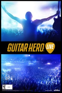 Guitar Hero Live Key Art