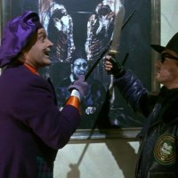 Batman, il Joker e il Flugelheim Museum