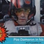 Conoce a los Personajes de 'Star Wars: The Force Awakens' en la Forma de Cartas de Colección