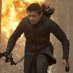 Hawkeye Será Parte de 'Captain America: Civil War'